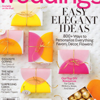 Free Subscription to Martha Stewart Weddings Magazine