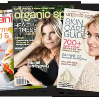 Free Digital Subscription to Organic Spa Magazine