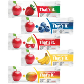 Free That's It Fruit Bar Sample Kit