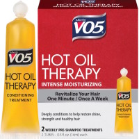 Expired: Free VO5 Hot Oil Therapy Hair Treatment Sample
