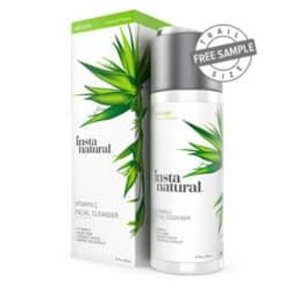 Free InstaNatural Vitamin C Cleanser Sample