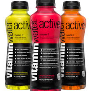 Free VitaminWater Active