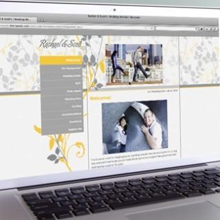 Expired: Free Wedding Website from Wedding Paper Divas