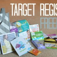 Free Welcome Kit In-Stores – Target Baby Registry