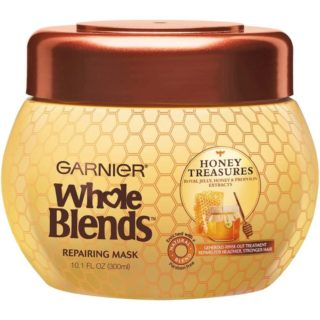 Free Garnier Honey Treasures Mask Sample