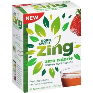 Expired: Free Zing Zero Calorie Sweetener Sample
