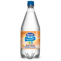 Free .5L bottle of Nestle Sparkling Water