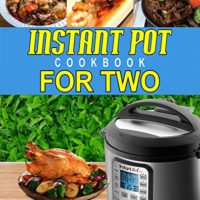 Free eBook Instant Pot Cookbook For Two
