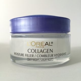 Product Review: L'Oreal Paris Collagen Moisture Filler Daily Moisturizer Day/Night Cream