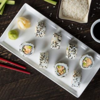 Expired: Free Sushi at P.F. Chang's on October 26th
