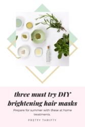 hair mask graphic