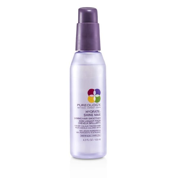 Pureology Hydrate Shine Max Shining Hair Smoother Serum Review