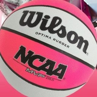 Expired: Free Pink Basketball from RC Willey