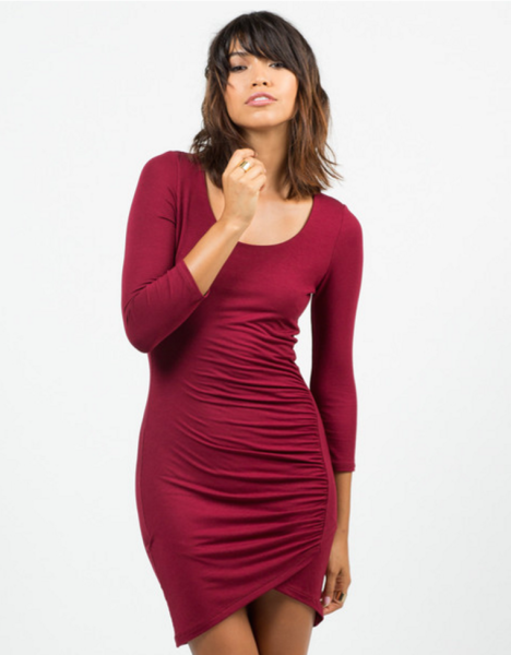 You think you have to spend a ton to get a cute holiday party dress, but you don't! This site has a big list of super cute, yet affordable dresses! Some are under $15! PrettyThrifty.com