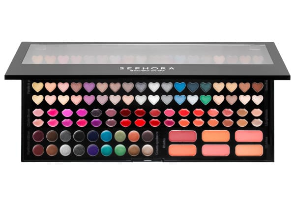 Sephora Collection Beautiful Crush Makeup Palette Giveaway! PrettyThrifty.com