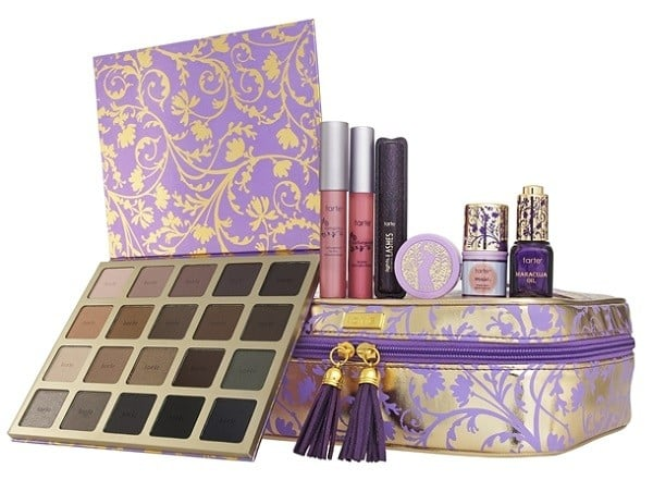 Tarte Cosmetics Bon Voyage Collector's Set Giveaway! A $423 Value! Enter at PrettyThrifty.com