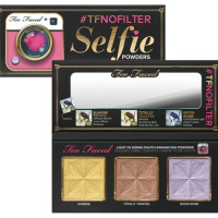 Product Review: Too Faced Cosmetics Selfie Powders