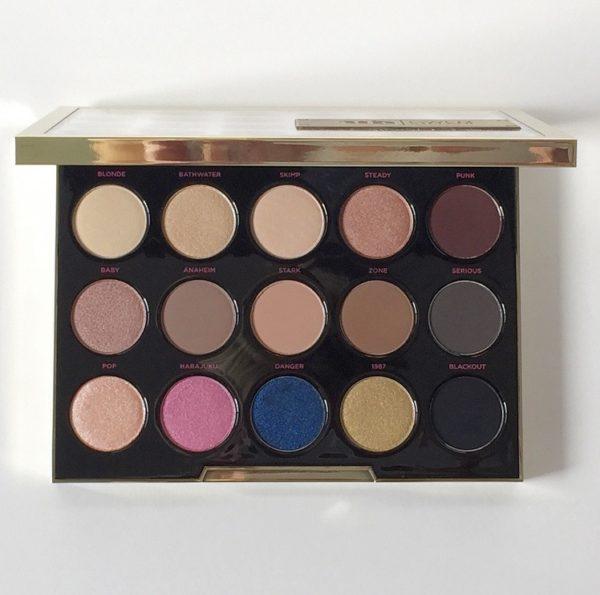 Urban Decay Gwen Stefani UD Eyeshadow Palette PrettyThrifty.com